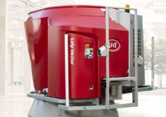 Agri-tech company Lely introduces 'Vector' feeding system