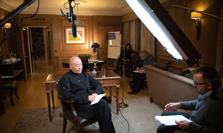 Celebrity chef Ken Hom OBE joins forces with AHDB
