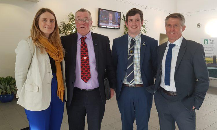 NFU Scotland policies central at Gove-Ewing debate
