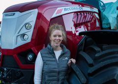 'Baptism of fire' for new recruit at Argo Tractors