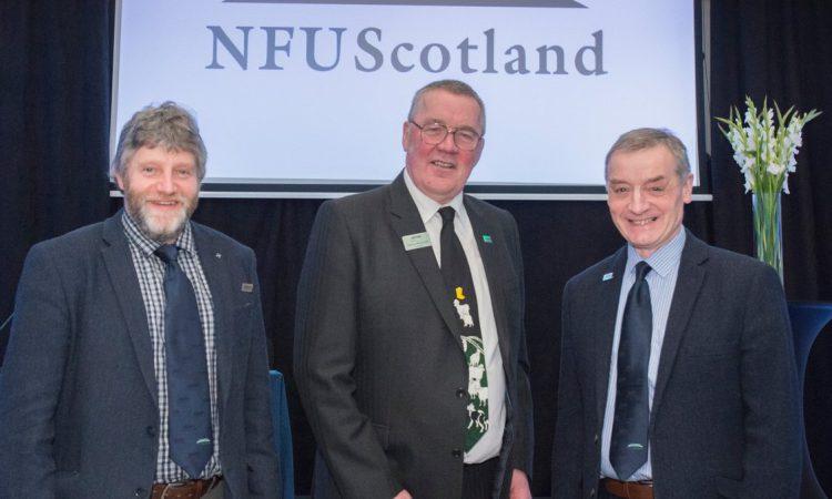 NFU Scotland members pick new vice president