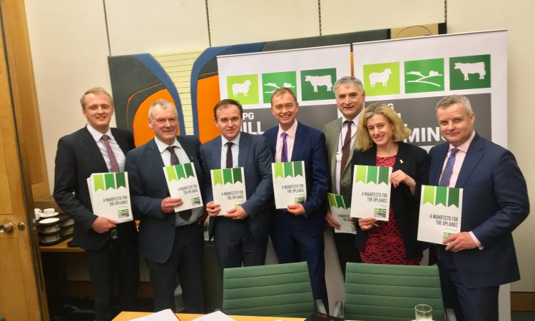 NFU marks the launch of Hill Farming All-Party Group