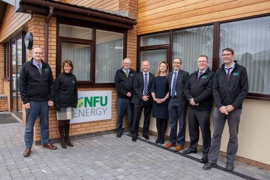 Leading agriculture energy consultancy rebranded to NFU Energy