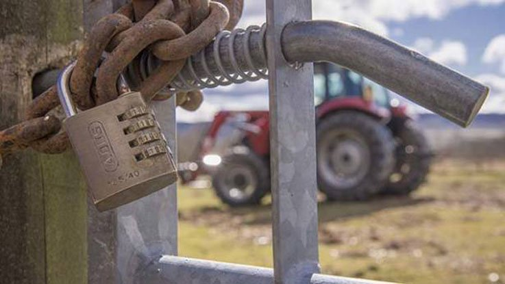 Cost of rural crime hits £50 million in the UK