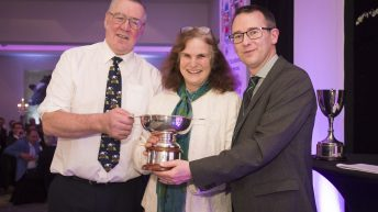 Islay's Gill scoops union's Miskelly Award