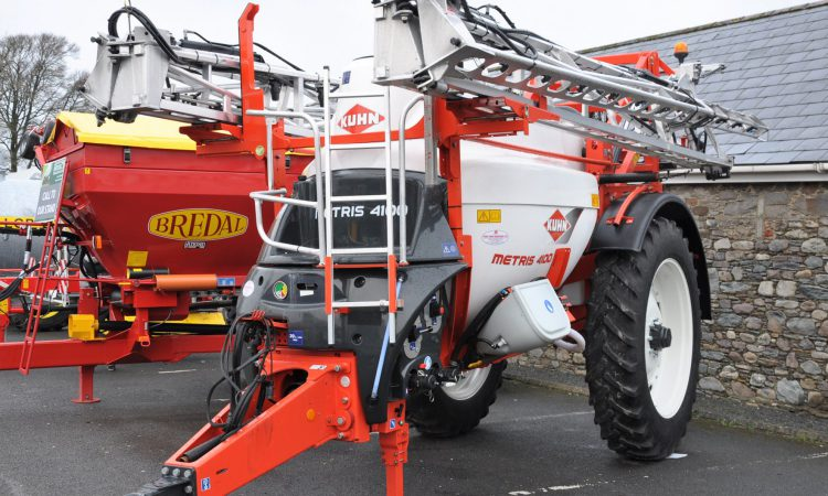 Turnover at Kuhn topped €1 billion last year