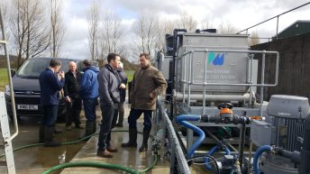 Slyri project group makes significant progress in nutrient management best practice