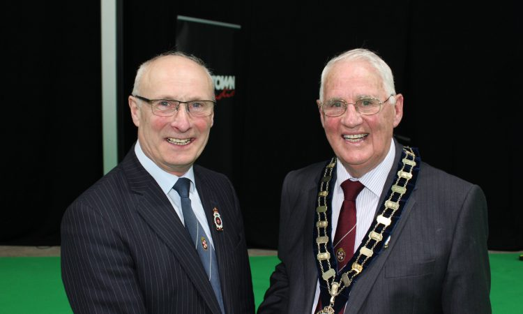 Newly-appointed RUAS president looks to the future