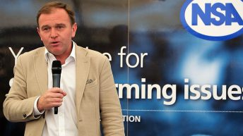 Minister's resignation 'major disappointment' to farming community