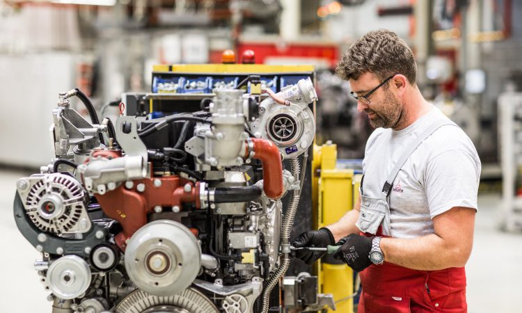 Deutz (engines) logs 'record growth' in 2018