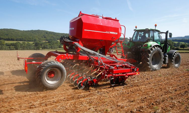 Turnover at Horsch climbs to over €400 million