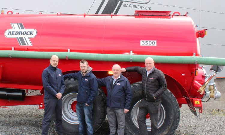 New Redrock dealer appointed in Co. Antrim