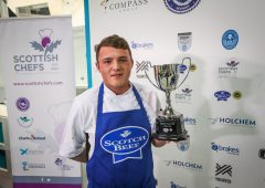 Winner of Scotch Beef Scottish Young Chef of the Year announced