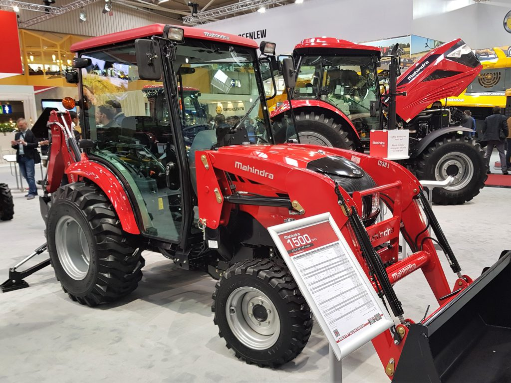 World's biggest manufacturer [by volume]' sold 330,000 tractors last