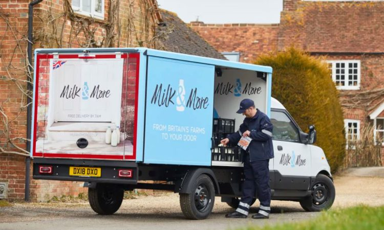25,000 new customers sign up to Milk & More in unprecedented surge