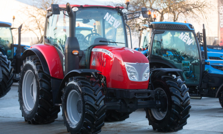New tractor sales slump continues in the UK, but why?