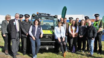 New partnership launched to tackle Ayrshire rural crime