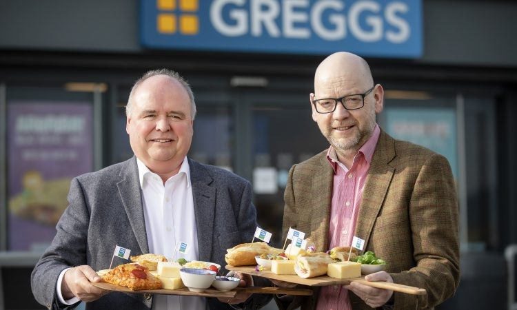Dale Farm secures UK-wide cheese contract with Greggs