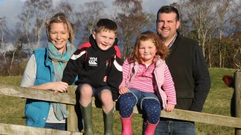 Nithsdale Monitor Farm opens its gates for Open Farm Sunday