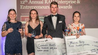 Business idea to help farmers move to organic wins investment for student
