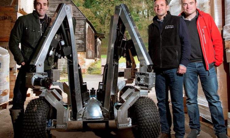 New generation of farm robots to have the 'power and precision to replace tractors'