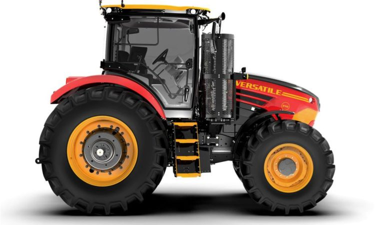 Table: Tractor sales up in the US, but major worries loom