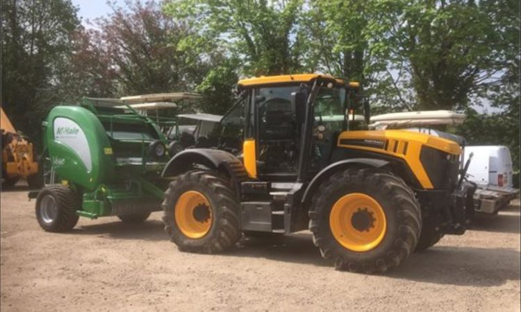 Police launch appeal for tractor and baler stolen from Hertfordshire site