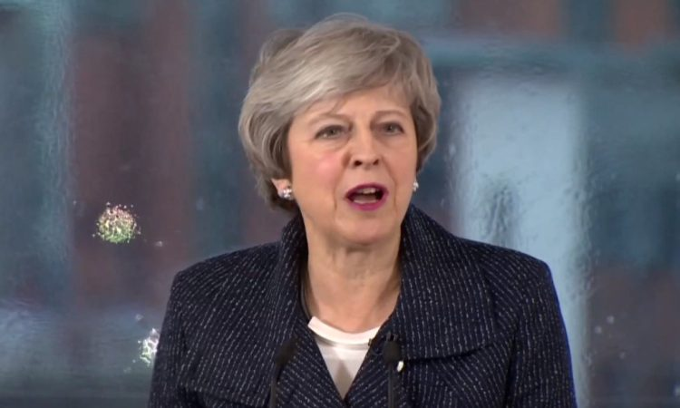 Theresa May to step down as Conservative Party leader