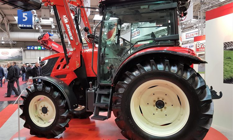 Tractor sales across the world: What's up and what's down?