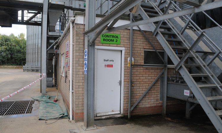 Grain store company fined 6-figure sum after worker fatally struck by lorry