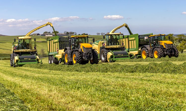 Uneven swaths? Here's how Krone is 'ironing out the lumps'