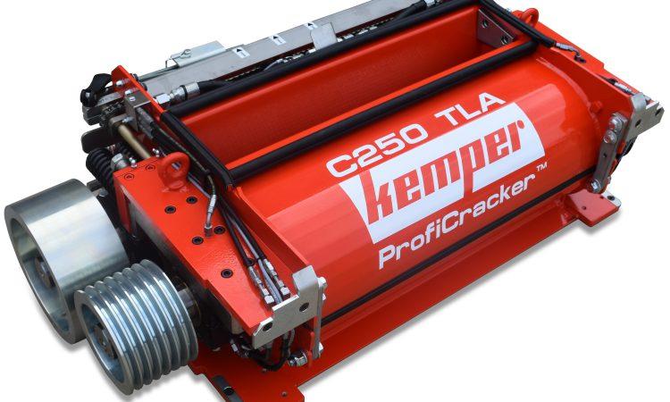 Kemper enters the forage harvester 'cracker' business