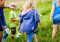 Countryside Restoration Trust invites families to the first Wildlife, Food and Farming day