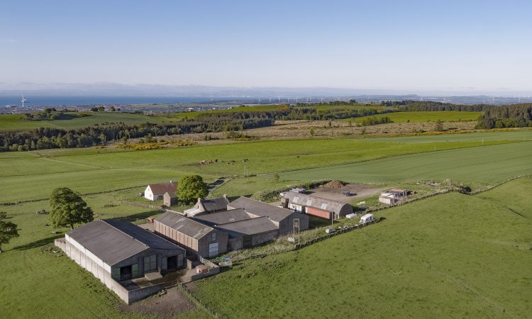 300ac mixed farming unit comes with traditional and modern agricultural buildings