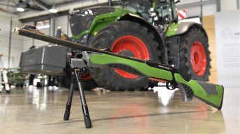 Have you got a Fendt firearm in your 'sights'?