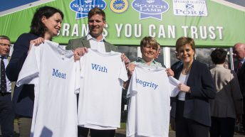 Highland Show: Farmers to front new 'Meat With Integrity' campaign revealed