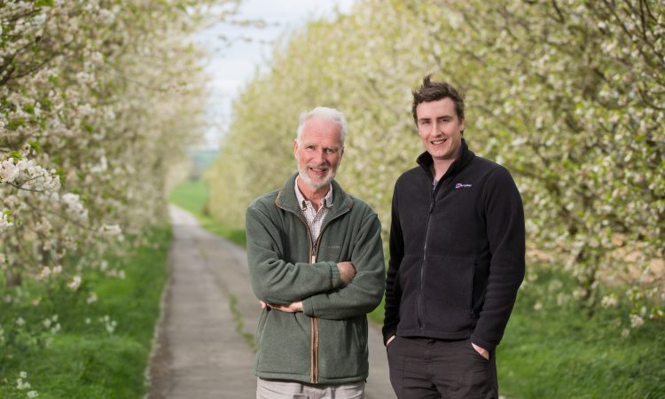 Leicestershire father and son team join AHDB Monitor Farm network