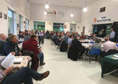 Tenant farmers meet to discuss Agricultural Tenancy Reform