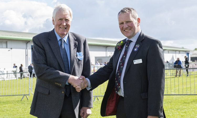 Highland Show: Pioneering beef breeder named 2019 Sir. William Young Award winner