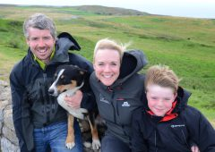 The end of a nightmare: Great Orme farmer thanks farming community for support