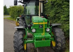 'Uncovered': Tractor and baler seized for no insurance