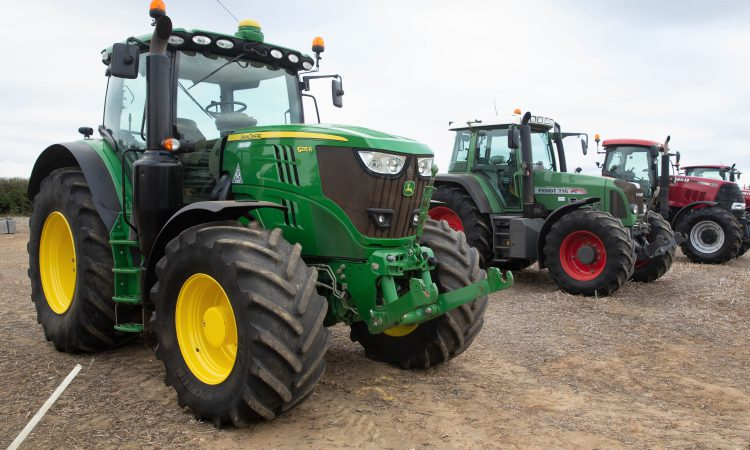 John Deere vs. Fendt: Who's winning in Germany?