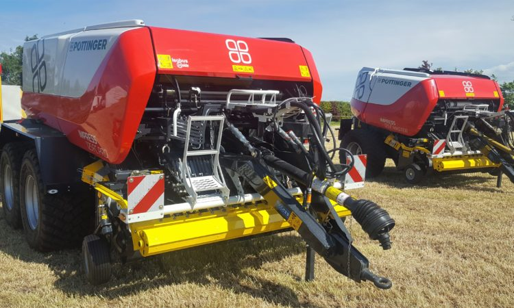 Pottinger to build new factory for round balers and big rakes