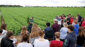 Inspirational farms in the running for top education awards
