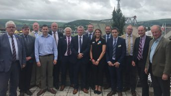 Royal Welsh Show sees cross-industry meeting on beef prices