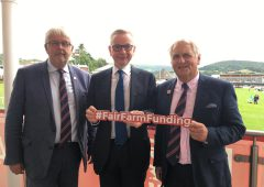Royal Welsh: FUW raises major farming concerns to Secretaries of State