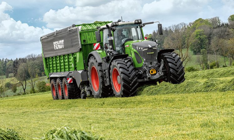 Fendt unveils new MAN-powered 900 Vario line-up