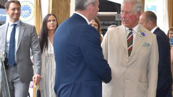 Prince heads to Royal Welsh Show to hear about sustainable farming the 'Welsh Way'