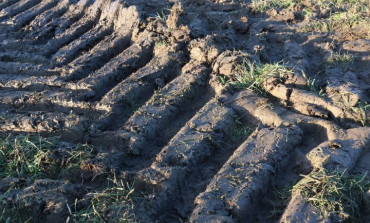 Soil compaction is a constant challenge on grassland farms