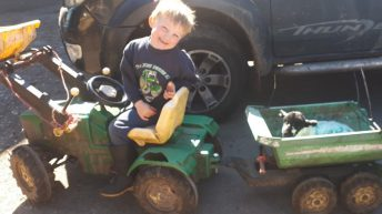 4-year-old boy killed in Lancashire farm accident